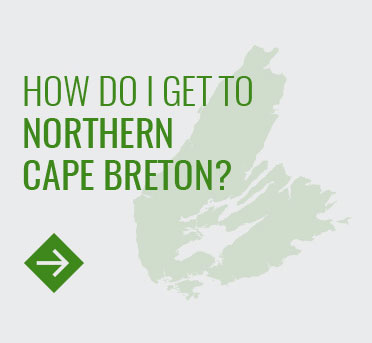 How to get to Northern Cape Breton